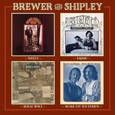BREWER & SHIPLEY - KARMA COLLECTION  2 CD NEUF