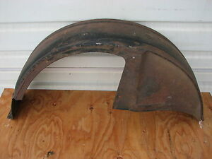 "NOS ""Survivor"" Pre-1926 Model T Ford Coupe Sedan Right Rear Fender Roadster"