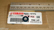 Oil Pump / Primary Shaft Yamaha New Genuine Thin Plate Washer P/No. 90201-077F5