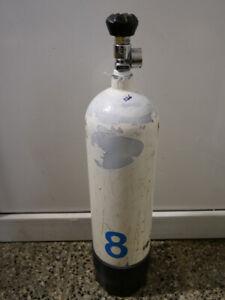 Tauchflasche 6 Liter 200bar gebraucht großkonisch