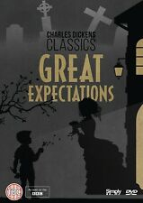 CHARLES DICKENS CLASSICS BBC 1967 Serial GREAT EXPECTATIONS TV Season Series DVD
