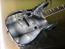 Jackson Custom Shop USA SoloistJohnnie Grez Skull/GirlGraphic Electric Guitar