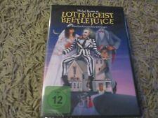 Lottergeist Beetlejuice (Michael Keaton, Alec Baldwin) NAGELNEU!!