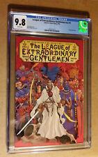 League of Extraordinary Gentlemen #1 Volume 2 1st Print Alan Moore Cgc 9.8 Nm+M