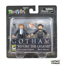"Gotham Minimates ""Before the Legend"" SDCC Exclusive Det. Gordon & Bruce Wayne"