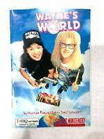 RARE! Wayne's World SNES Super Nintendo Instruction Manual Booklet Book ONLY