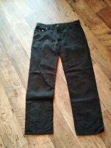 Brax Herren Jeans Hose Gr.36/32 Modell Carlos in schwarz