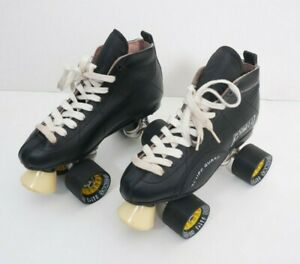 Pacer Formula Speed Derby Roller Skates Sonic GTS Wheels  Mens 5 Womens 6