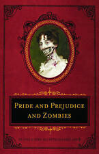 Pride and Prejudice and Zombies by Jane Austen, Seth Grahame-Smith (Hardback, 2…