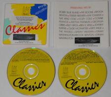 Bobby Blue Bland, Pat Boone, Brook Benton, Ray Charles,  U.S. promo 2 cd