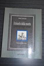 Jean Lescure - Il trionfo della morte - Poésie pour deux mains