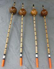 Handmade Oak gall waggler fishing float - Unusual gift for any angler (Gallwg)