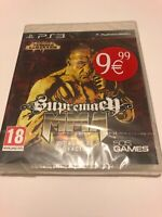 😍 Playstation 3 Neuf Blister officiel Fr ps3 pal supremacy mma combat