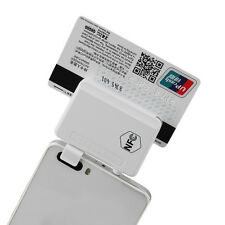 New NFC Contactless Tag Reader Writer Magnetic Card Reader For Smart Phones OS