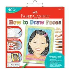 Faber-Castell FC14344: World Colors How to Draw Faces