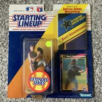 NIB 1992 Starting Lineup MLB New York Mets Bret Saberhagen Baseball Toy