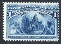 ETATS UNIS - N°:81 - USED- year 1893  CV : 30 €