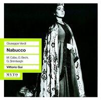 GIUSEPPE VERDI: NABUCCO NEW CD