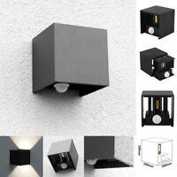 LED Projecteur Mural Applique Extérieur avec Détecteur de Mouvement Capteur 7W