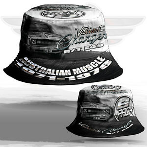 Musclecar Charger R/T E49 1971-78 Bucket hat 58CM