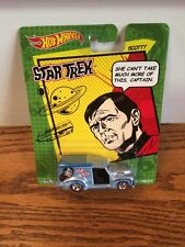 Hot Wheels Star Trek Series - Custom '52 Chevy (Scotty) - 1:64 Scale Diecast