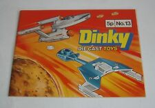 Dinky Toys Catalogue No. 13, Price 5p Dated 1977, - Superb.