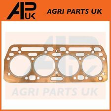 International Harvester B250 B275 B414 374 384 444 Tractor Copper Head Gasket
