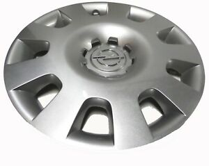 """13191473 15"""" Wheel Tire Covers (Set of 4) Chevrolet Opel Astra"""