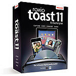 Roxio Toast 11 Titanium For Apple IMAC Macbook Software for converting video NEW