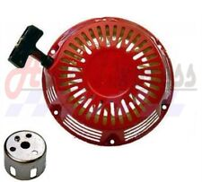 Honda GX160 5.5 hp Red RECOIL ASSEMBLY FITS 5.5HP ENGINE *STEEL RACHET*