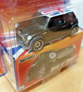Matchbox Superfast 'Best of British' #8 08 MB579 BMW Mini Cooper S R53 black
