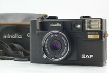 【Mint】Minolta Hi-Matic AF Point & Shoot 35mm Film Camera From JAPAN