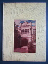 1956 MIRAGE - Rochester High School Yearbook - PA - Beaver County Pennsylvania