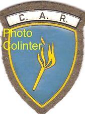 C.A.R. Recrutement et Entrainement - Italie  -  Insigne de bras - Années 60