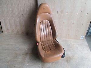 Maserati Coupe - LH  Seat  Saddle # 9812007