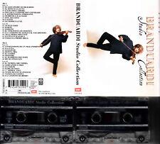 ANGELO BRANDUARDI - Studio Collection  > 2 MC Box-Set Musikkassette ,wie NEU-new