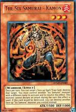 The Six Samurai - Kamon X 1 RYMP-EN089 Ultra Yugioh