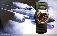Doxa 2.wk Military Aviazione ricco dienstuhr piloti aviatori Orologio da polso per 1935