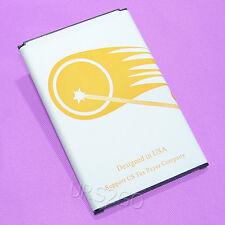6870mAh Extended Slim battery For Samsung Galaxy Note 3 N9000 N9002 N9005 Phone
