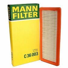 Mini Cooper Engine Air Filter MANN C 36 003 Air Filter