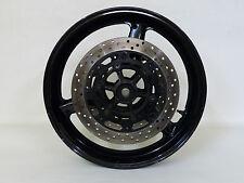 Yamaha FZS1000 2001-02 Felge vorn mit Beschädigung u. Bremsscheiben 4XV-25168-00