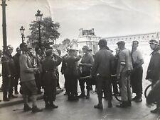 Séeberger, Libération de Paris (1944), Grande photographie, WW2, guerre 1939-45.