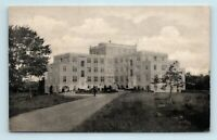Auriesville, NY - EARLY VIEW OF JESUIT TERTIANSHIP RETREAT - POSTCARD - E7