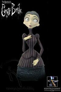 Gentle Giant Tim Burton's Corpse Bride Victoria Mini Bust Brand New and In Stock