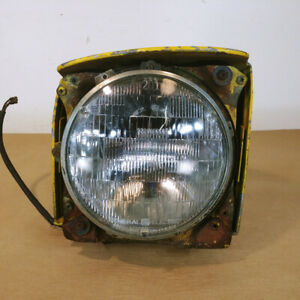 OEM 1975-1982 Vintage Triumph TR7 Rightside RH Headlight Assembly WORKS WKC1232