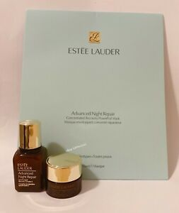 3PC Estee Lauder Advanced Night Repair Synchronized Recovery Complex II Eye Mask