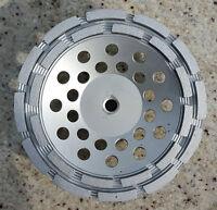 Schleiftopf Beton Granit 180 mm Diamant-Schleifteller Schleifscheibe M 14 Profi