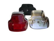 10 x Vespa Back Light Rearlight PX 125 GT Super 150 GL GS Sprint Chrome