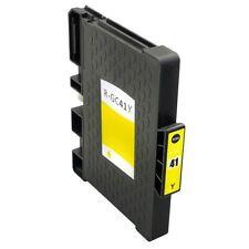 Cartucho de GEL XXL compatible con Ricoh GC-41 Y Amarillo