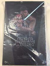 Hot Toys MMS 345 Star Wars Force Awakens First Order Finn John Boyega NEW